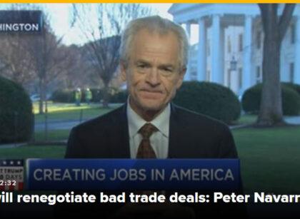 Renegotiating bad trade deals: CNBC