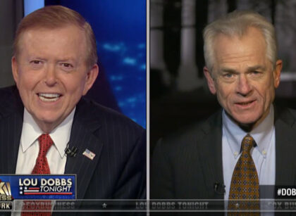 China is stealing our technology: Peter Navarro on Lou Dobbs