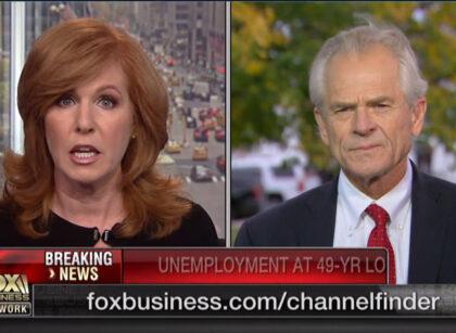 Trump is driving the US economy: Peter Navarro