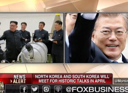 FBN: Trump 'actively engaged' in Korean trade talks: trade director Peter Navarro