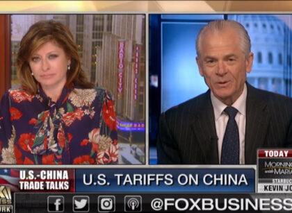 Trump ready for China trade war revenge: trade director Peter Navarro