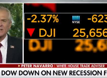 Newsweek: Peter Navarro in Dow Jones, stocks, China trade war