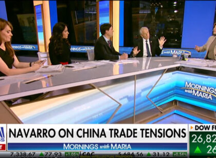 Navarro on 'phase one': If China steals our IP, we can retaliate
