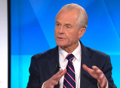 Navarro on PBS: U.S. 'can't lose' in China trade deal