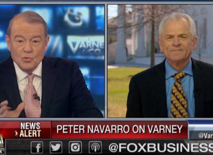 FBN: Trump adviser Peter Navarro dismisses trade war concern