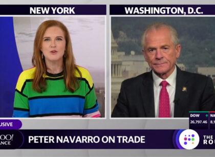 Yahoo Finance: Peter Navarro on the latest jobs report, China